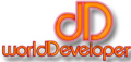 worlddeveloper logo logo